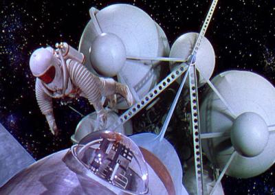 La conquista dello spazio (1955)
