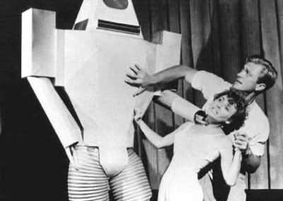 Target Earth (1954)