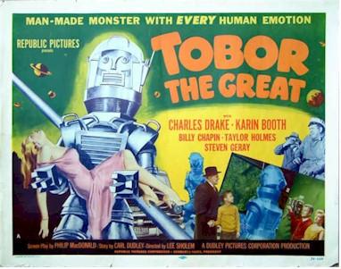 Tobor re dei robot (1953)