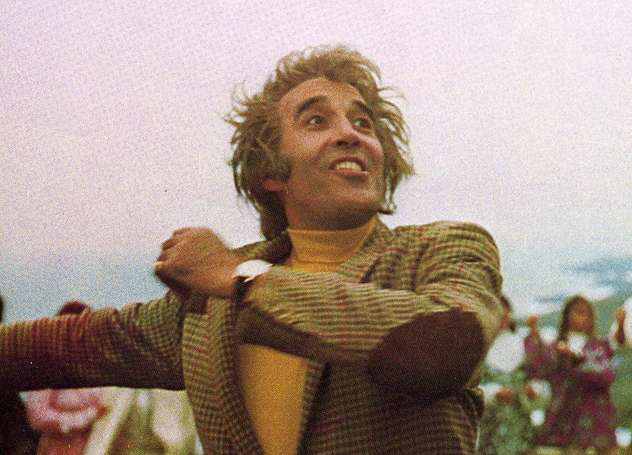 Christopher Lee, The Wicker Man