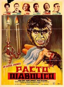 Pacto Diabolico 1968 poster