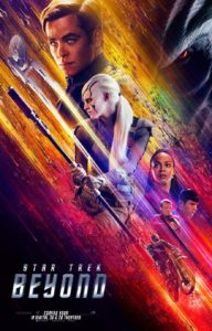 Star Trek Beyond - poster
