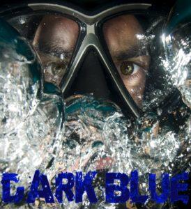 Dark Blue - poster