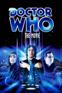 Doctor Who - the Movie - poster