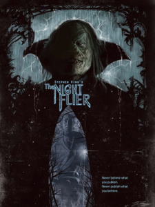 The Night Flier poster