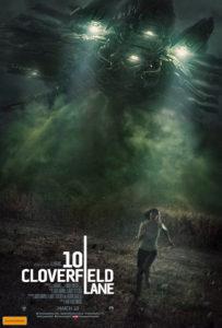 Cloverfield 10 Lane - Poster