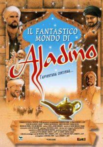 Il fantastico mondo di Aladino - poster