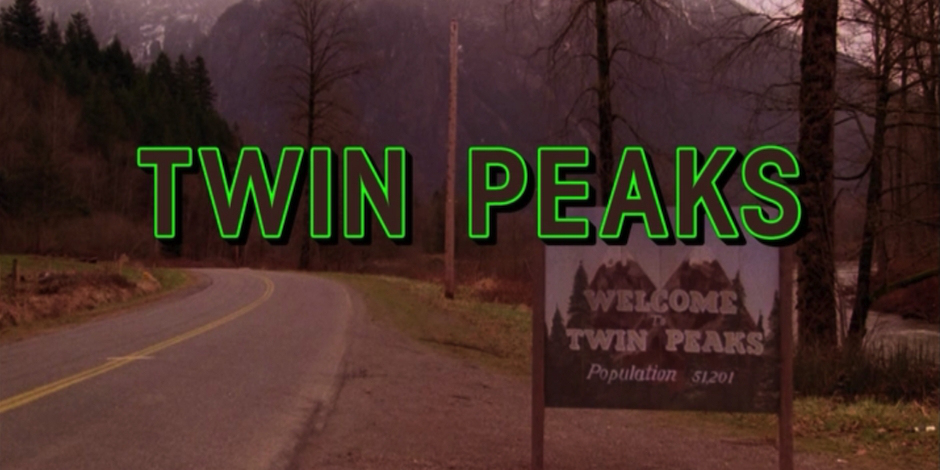 Twin Peaks welcome