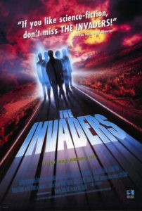 The Invaders - 1995 poster