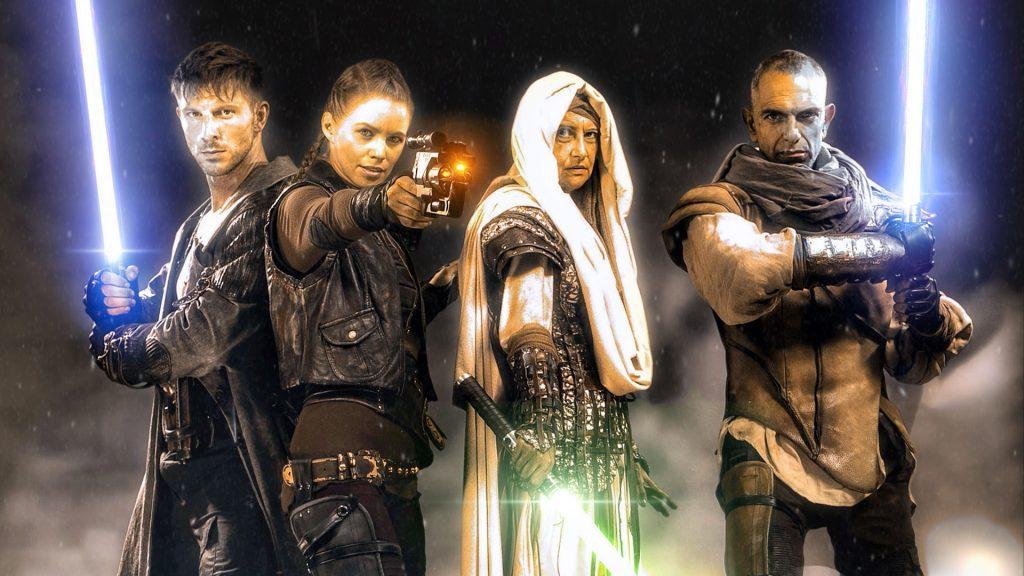 Dark Resurrection: I custodi della Forza