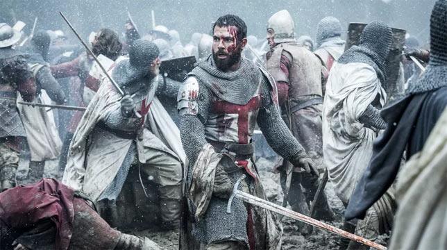 Knightfall stagione 2