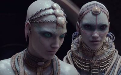 Film sci-fi in pillole: Upgrade – Valerian – Alien Covenant