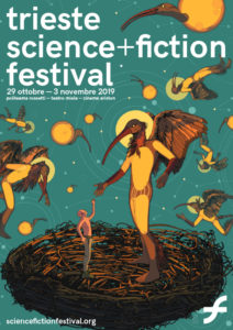 Poster Trieste Science+Fiction Festival 2019