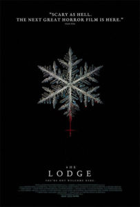 The Lodge - poster