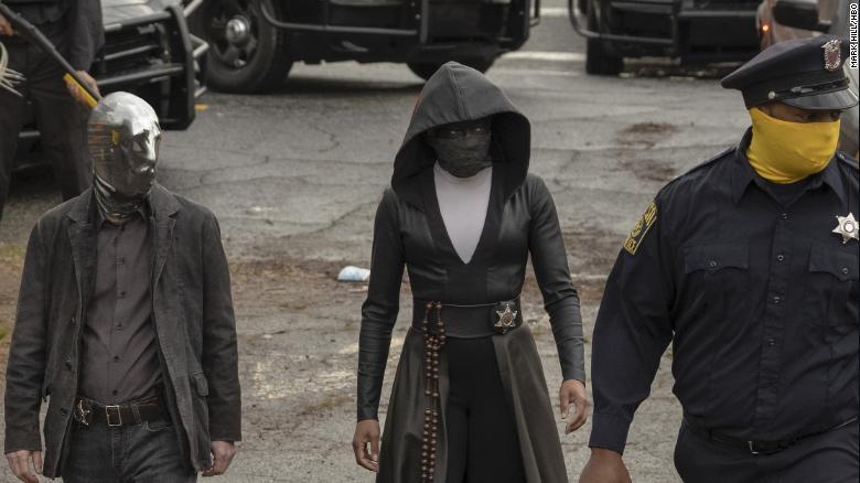 Watchmen – la serie TV